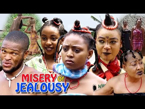 Misery of Jealousy Season 1 - Regina Daniels 2018 Latest Nigerian Nollywood Movie | Full HD