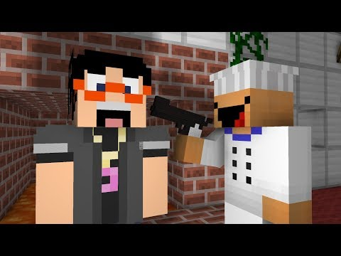 Minecraft - Jak uvařit Fattyho