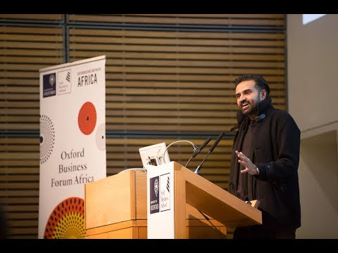 Keynote address - Ashish Thakkar