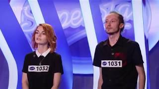Casting SuperStar 2018   L. Révaiová a J. Múčka   J. Arthur - Impossible