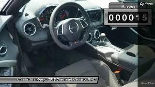 2018 Chevrolet Camaro Granbury TX, Weatherford TX, Cleburne TX 110465