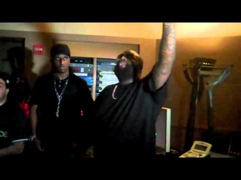 """Rick Ross, Meek Mill + Pillz , Wale """"By Any Means"""""""