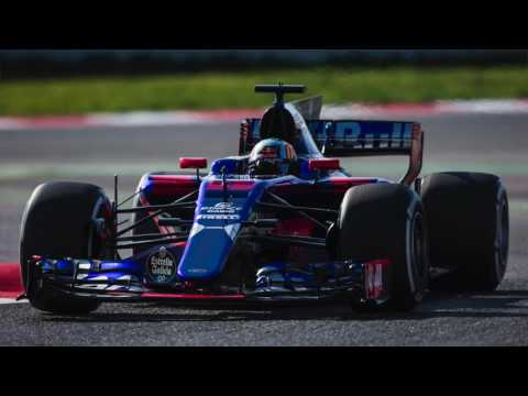 "Scarbs: ""The Toro Rosso is a jewel of a car"" f1 2017"