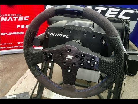 aussiestig 39 s scoop fanatec csl elite ps4 pc wheel. Black Bedroom Furniture Sets. Home Design Ideas