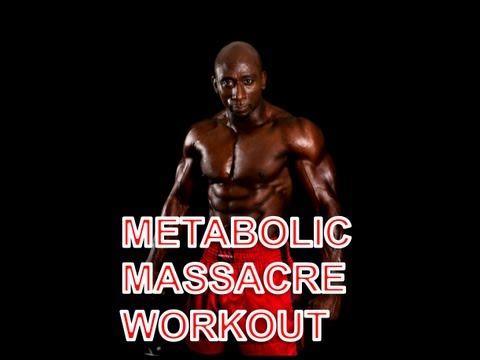 Metabolic Circuit Training