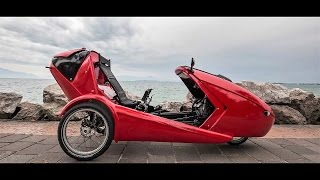 Cabriovelo: versatile convertible E-bicycle car. Crowdfunding INDIEGOGO
