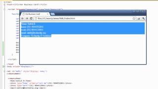 Display XML Data With DOM( innerHTML ): XML & Javascript