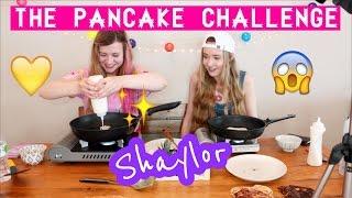 The Pancake Challenge