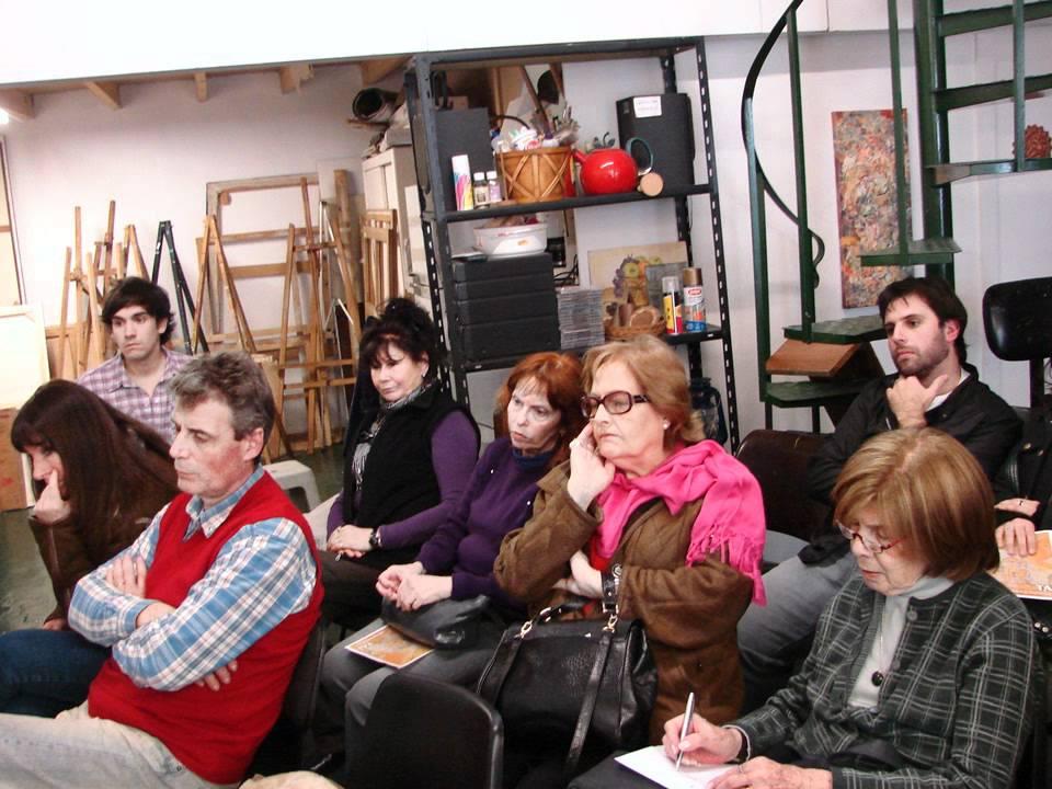 Aycs - Resumen de trabajos y actividades 2009 / 2010