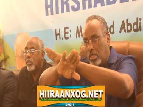 Shabakada Hiiraan Xog - YouTube