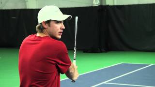 Colorado Tennis: How To Hit The Federer Backhand