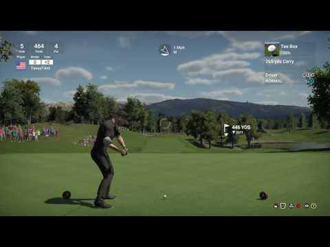 The Golf Club 2 - Updating and Playing Razorback Hills Country Club