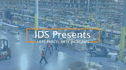 USPS 2018 Parcel Rate Increases