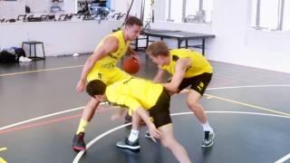 Alba meets BVB – Basketball meets Football
