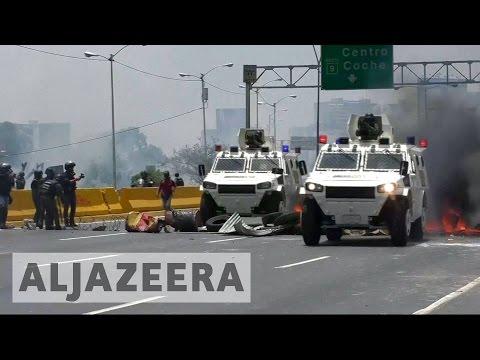 Growing fears over Venezuela's deepening crisis