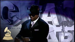 53rd Annual GRAMMY Awards Pre-Telecast - Contemporary RNB Album | GRAMMYs