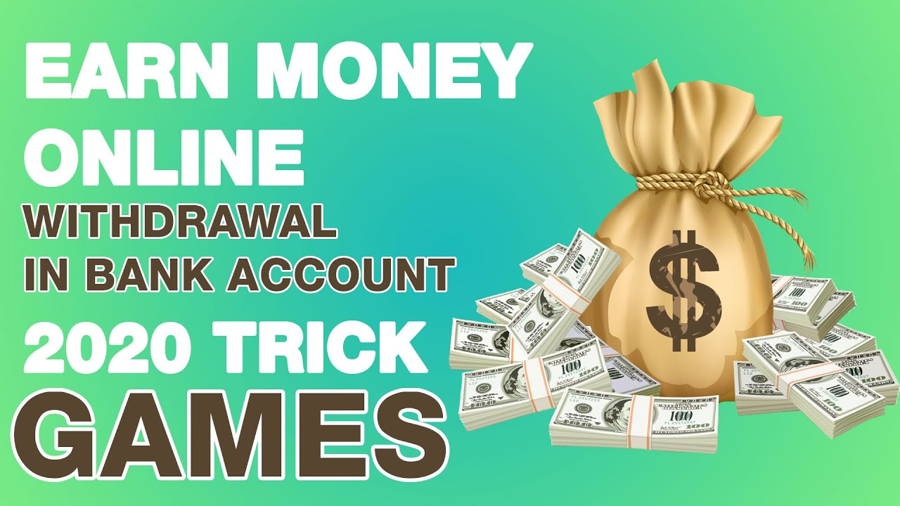Online Games That Pay Money