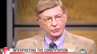 George Will: The Constitution is an