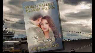 When Valleys Bloom Again book trailer