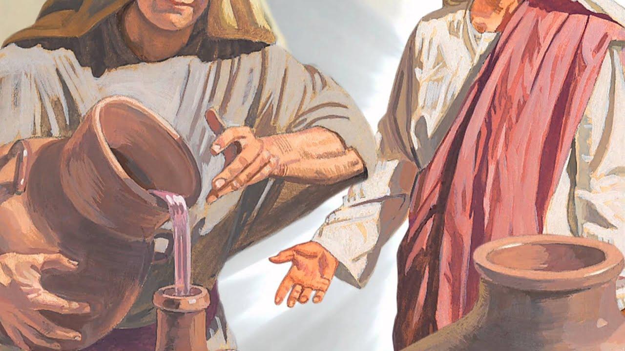 Chapitre 12: Les noces de Cana - YouTube
