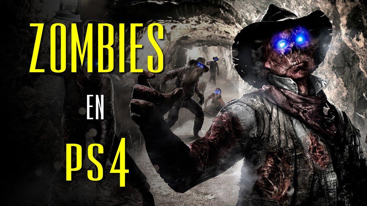 Juegos De Zombies Para Ps4 Laps4 Youtube