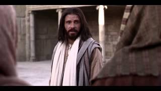Jesus erklärt: Ich bin das Licht der Welt. Die Wahrheit wird euch befreien.