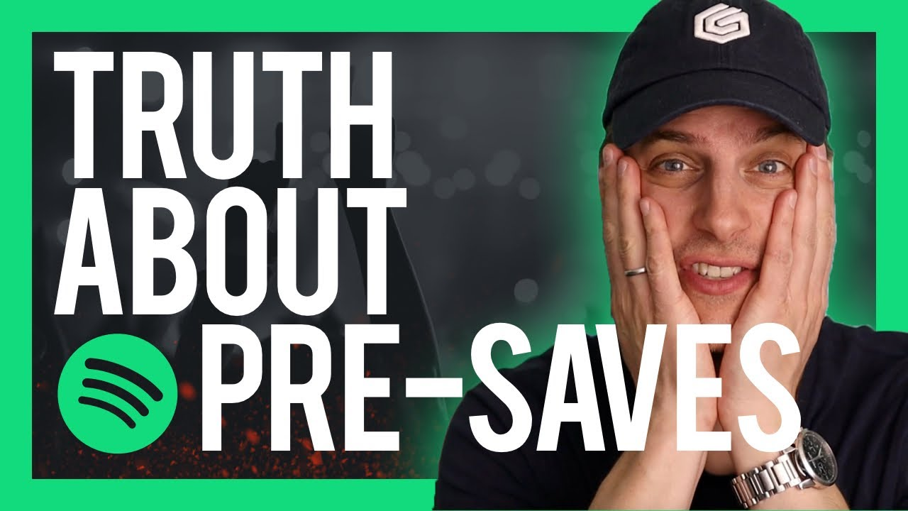 TRUTH about Spotify Pre-Saves 😱