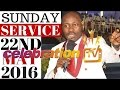 SUN. 22ND MAY 2016 with Apostle Johnson Suleman #THE CHOSEN VESSEL