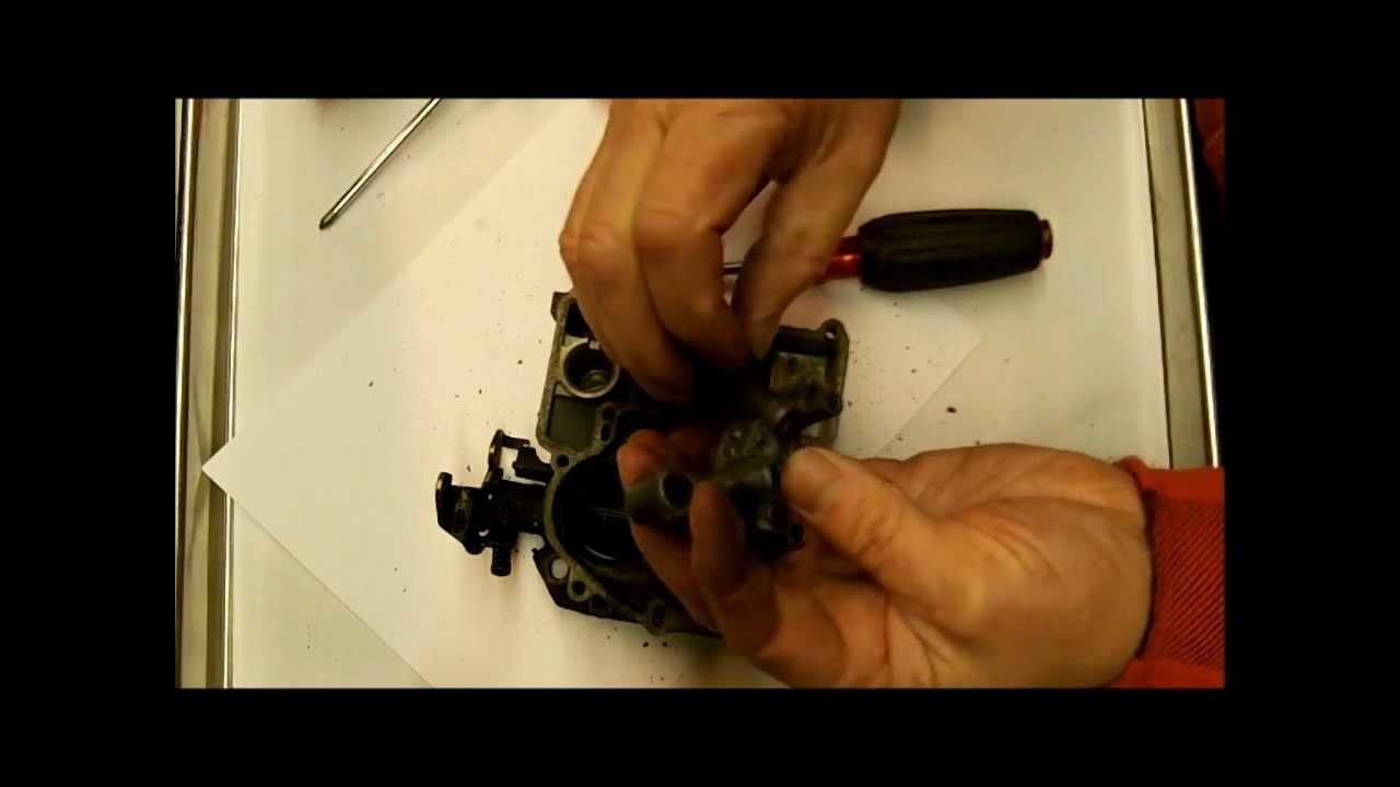 MerCarb Marine Carburetor Rebuild - Part 1