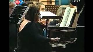 Tayfun BOZOK  Verda ERMAN Mendelssohn Concerto