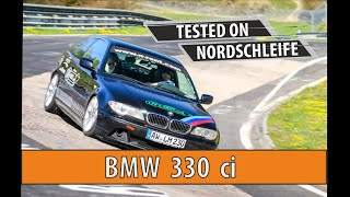 [Eng] How to prepare BMW330ci for the Nordschleife