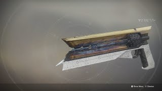 DESTINY 2 DOUBLE HAND CANNON LOADOUT in PVP   BETTER DEVILS HAND CANNON   SUNSHOT EXOTIC HAND CANNON