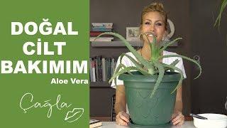 Çağla | Doğal Cilt Bakımım - Aloe Vera | Güzellik-Bakım