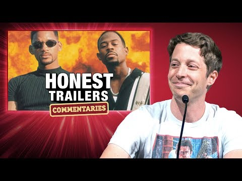 Honest Trailers Commentary | Bad Boys