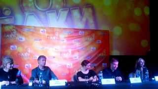 Встреча с актерами фильма «Ёлки 3» - пресс(5)