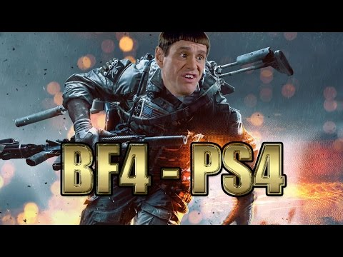 BATTLEFIELD 4 (PS4) ★ DUMB & DUMBER SHANGHAI RUSH