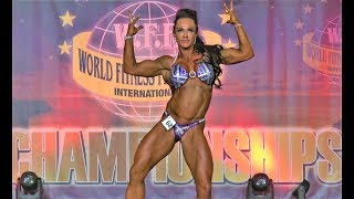 Alison O'Leary – Competitor No 68 – Women  Superbody - WFF World Championship 2016