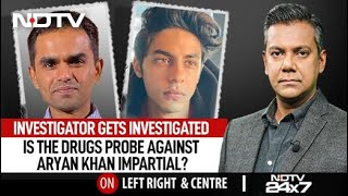 Investigator Gets Investigated: Is The Drugs Probe Against Aryan Khan Impartial?