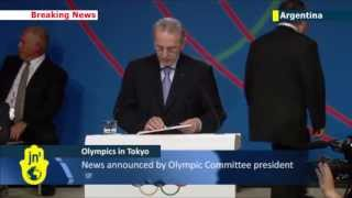 Tokyo to host 2020 Olympic Games: Istanbul will have to wait to become first Muslim host city