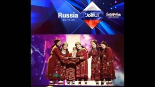 Eurovision 2014 Russia. Бурановские Бабушки …