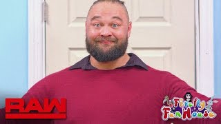 Welcome to Bray Wyatt's Firefly Fun House: Raw, April 22, 2019