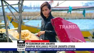 REDAKSI SORE | REKLAMASI JAKARTA | MONICA NOEVA