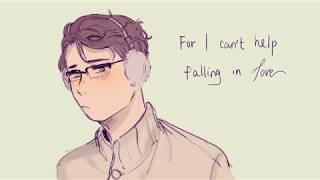 Can't Help Falling in Love- oc pmv