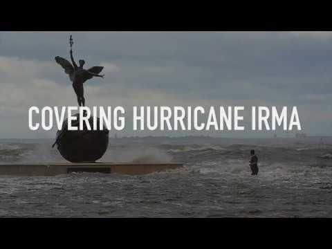COVERING HURRICANE IRMA     The Florida Times-Union