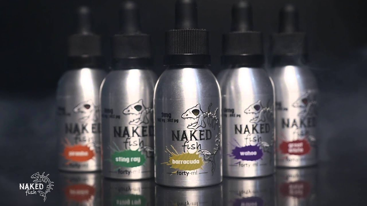 vape naked fish youtube