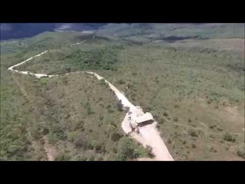 Drone Phantom 3 Pirenópolis - Goiás