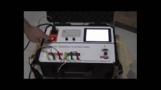 GDBC 901 TTR Tester