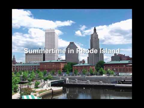 Someday Providence - Summertime in Rhode Island