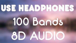 Mustard - 100 Bands ft. Quavo, YG, Meek Mill (8D AUDIO)
