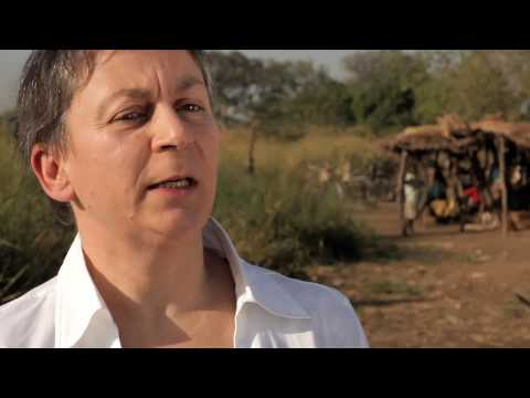 Anne Enright in Katine